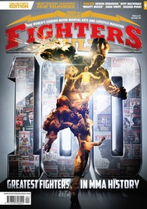 Fighters Only Magazine issue 100